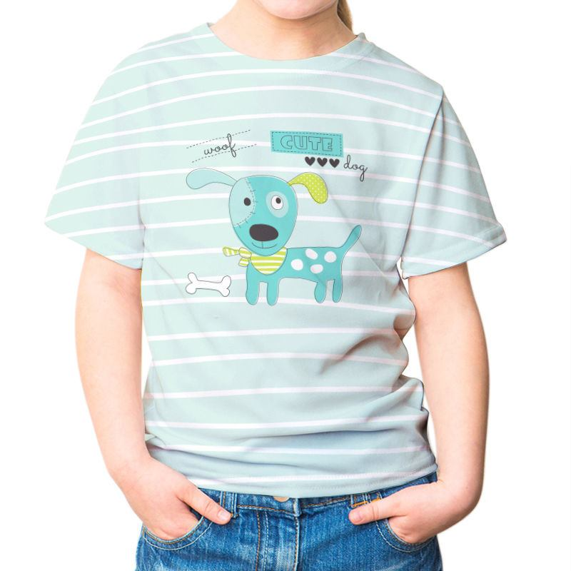 Design Your Own Children's T Shirts: Custom Kids' T Shirts