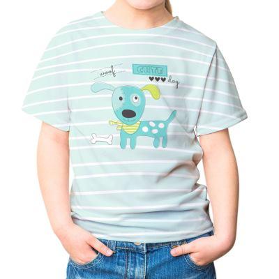 Impression t-shirt enfant