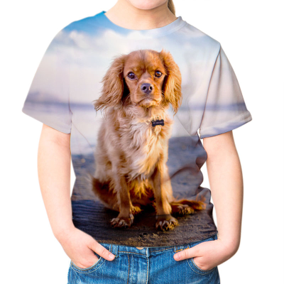 Kinder T Shirt bedrucken lassen