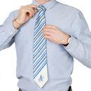 Corbatas personalizadas iniciales
