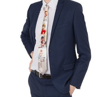 corbata personalizada hombre