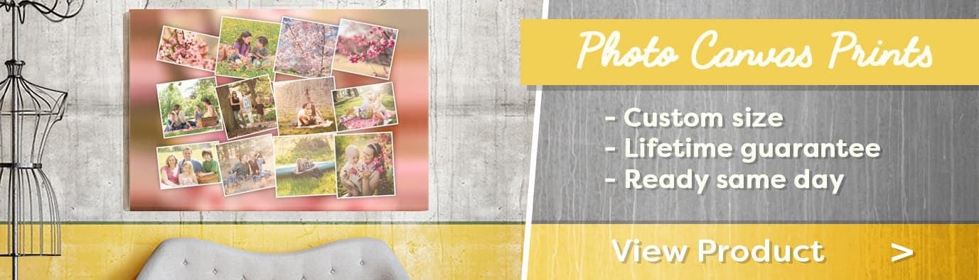 Photo Gifts Spring Banner