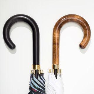 Umbrella wooden handle
