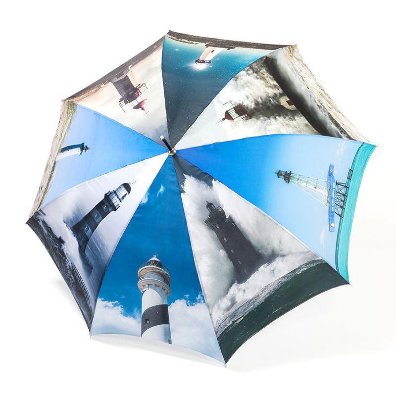 Colour Umbrella Lighthouse photos