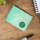レザーカードケース オリジナルデザイン 印刷