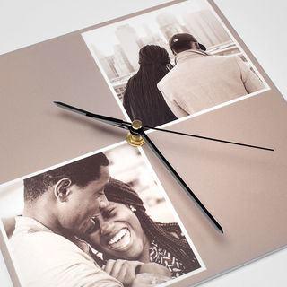 Orologi da parete con foto romantici