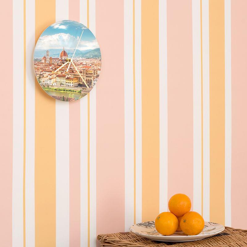 Relojes de pared redondos personalizados foto reloj de - Reloj de pared de diseno ...