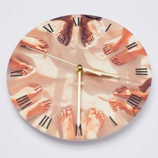orologicon foto rotondi da parete