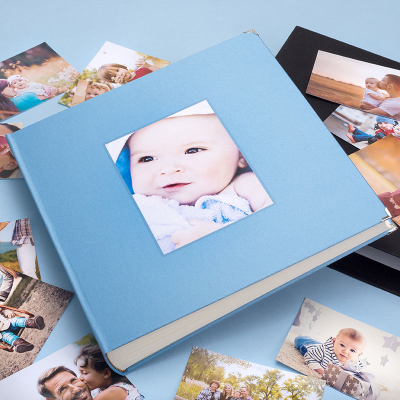 personalised photo memory book