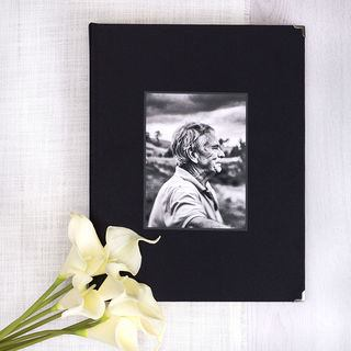 funeral photo album celebrate a life memorial