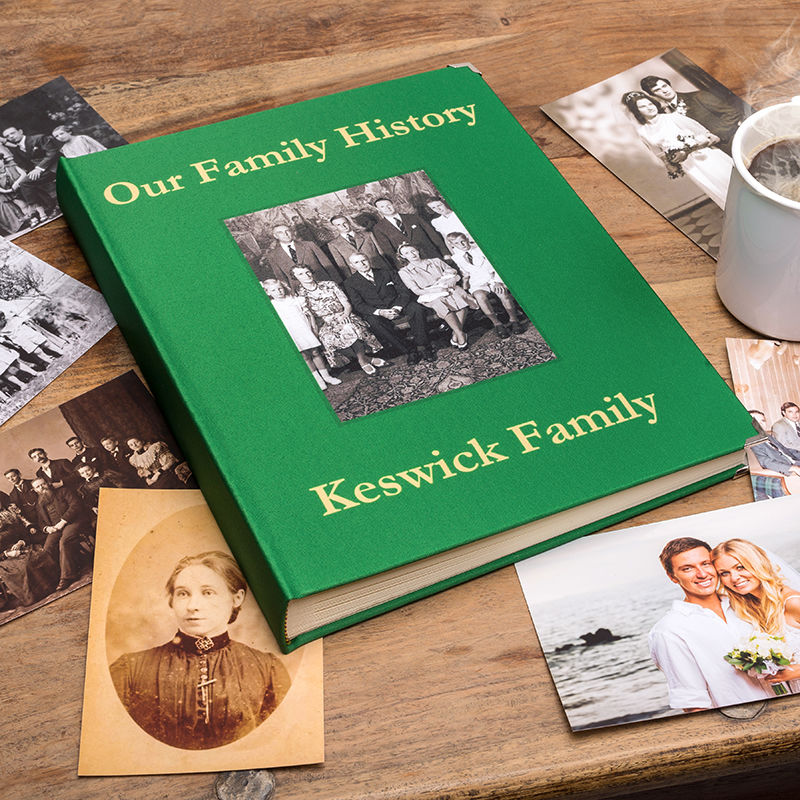 Photo Memory Book: Make Your Own Book for Celebrations
