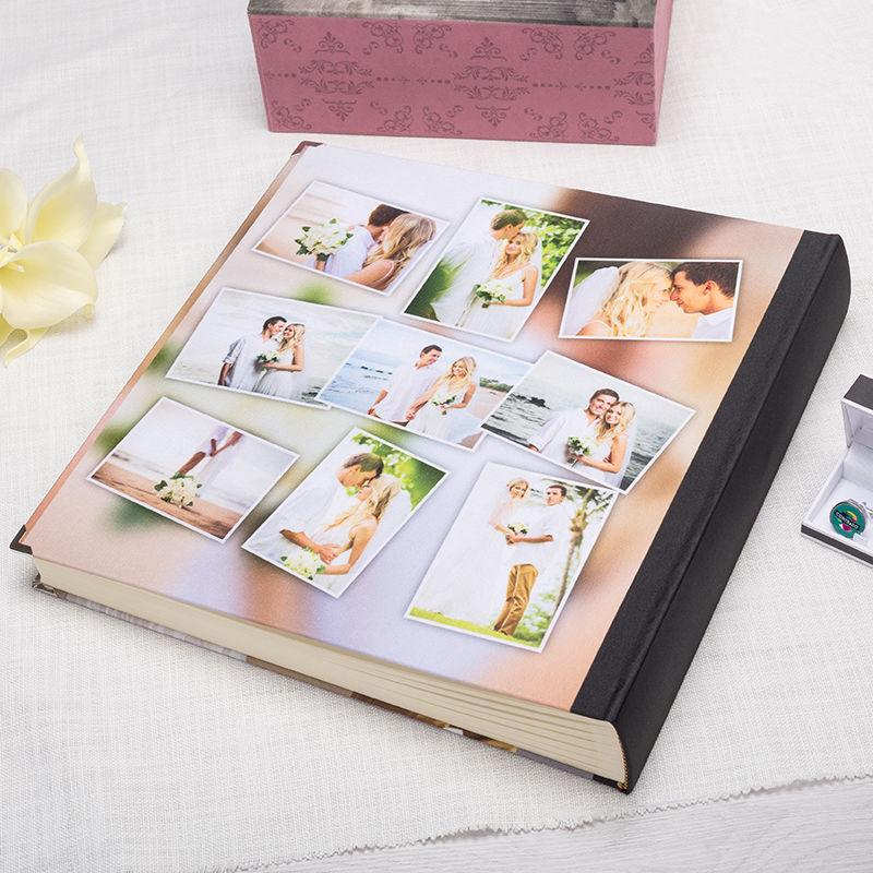 Scrapbook Photo Album Personalised Scrapbook