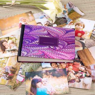 Scrapbook mit Foto selbst gestalten