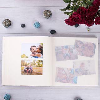 Fotoalbum personalisieren zur Hochzeit