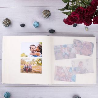 Printed Family photo album