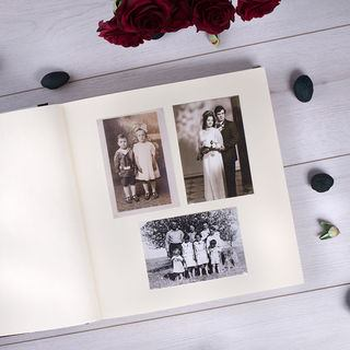 Family history photo albums create your own