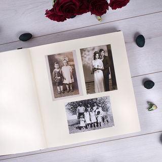 Hochzeits Scrapbook Album