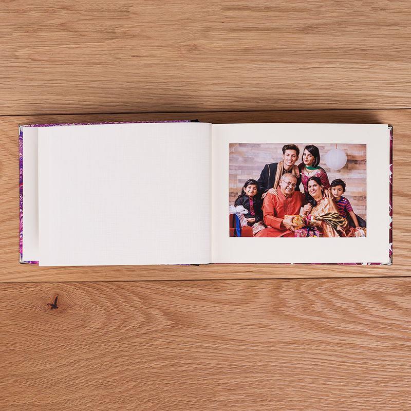 Printed Album: Personalised Photo Albums UK: Custom Photo Albums