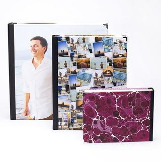 Customisable Photo album sizes