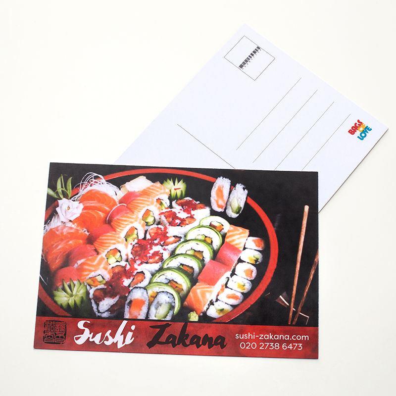 Carte postale personnalisée | Lots de cartes postales photos