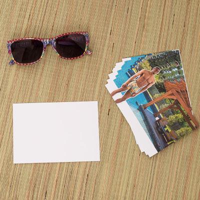オリジナル デザイン ポストカード