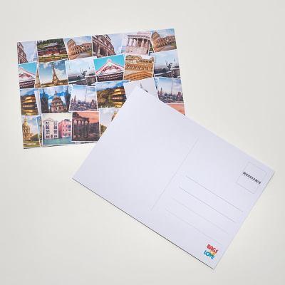 Carte de luxe personnalisable A3 | Carte A3 personnalisée