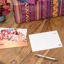 personalised photo postcards