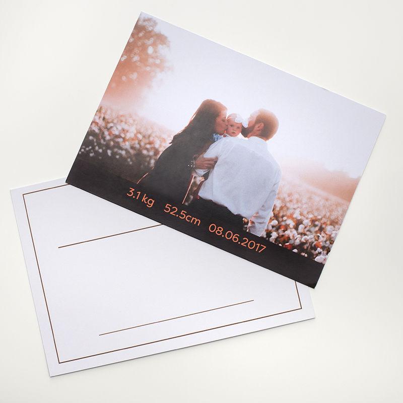 Postkarte Selbst Gestalten Online
