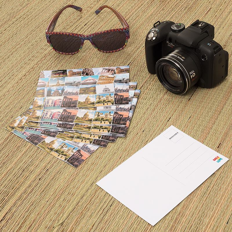 foto postkarte selbst gestalten postkarten erstellen. Black Bedroom Furniture Sets. Home Design Ideas