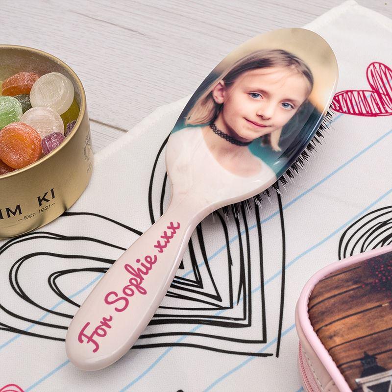 personalisierte haarb rste mit namen bedrucken b rste. Black Bedroom Furniture Sets. Home Design Ideas