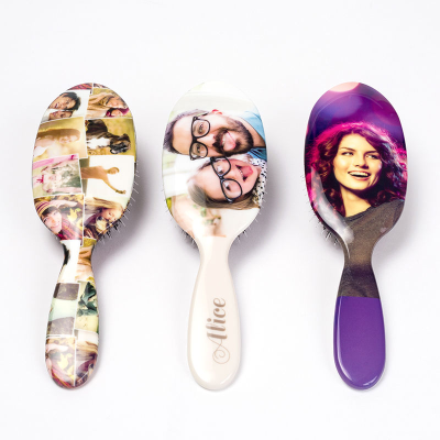 personalised brush for women