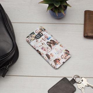 Cover Personalizzate Samsung S7 Edge con foto collage