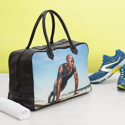Custom gym bags with pictures