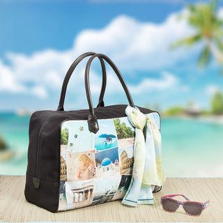 Travel overnight bag