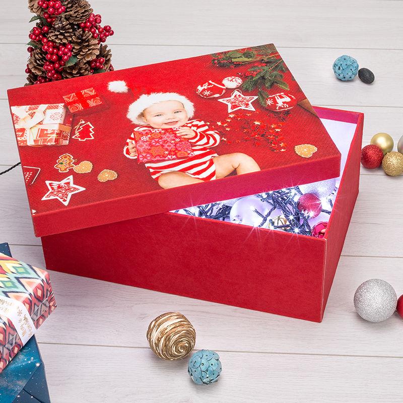 erinnerungsbox gestalten erinnerungsbox mit babyfotos bedrucken. Black Bedroom Furniture Sets. Home Design Ideas