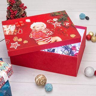 cajas con fotos personalizadas