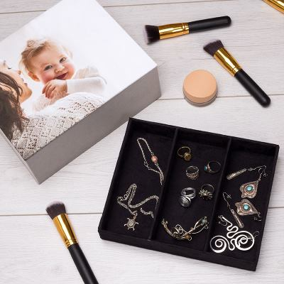 Boîte à bijoux personnalisée
