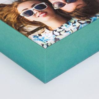 Zoom sur impression de la boîte à bijoux