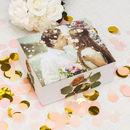Boîte à bijoux personnalisée pour mariage