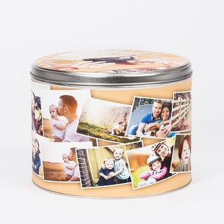 Photo montage tin images