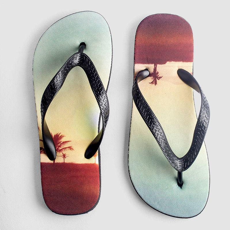 Personalized Flip Flops | Custom Flip