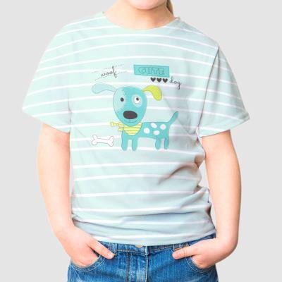 kinder t shirt mit foto bedrucken lassen