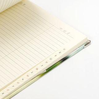 Innenansicht Foto-Adressbuch