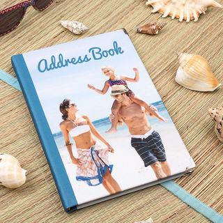 personalised address book