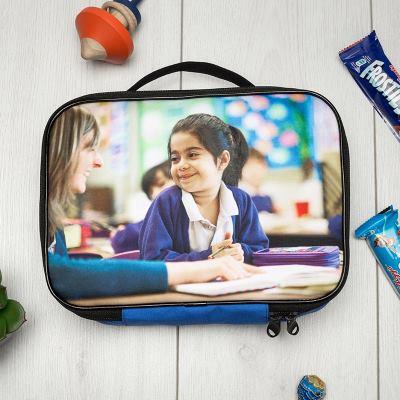 bolsa de almuerzo de niño