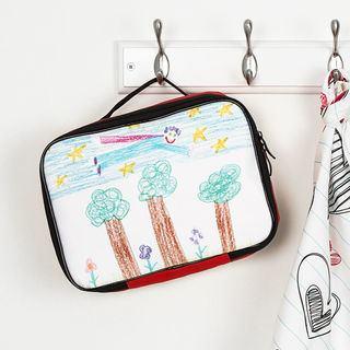 Kühltasche bedrucken mit Foto oder Zeichnung