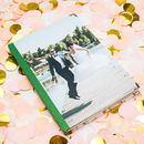 Diario personalizado para bodas