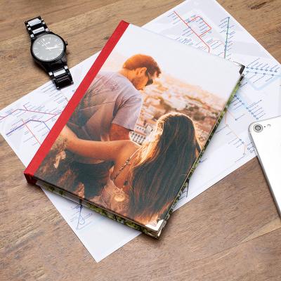 diario para viajes personalizado