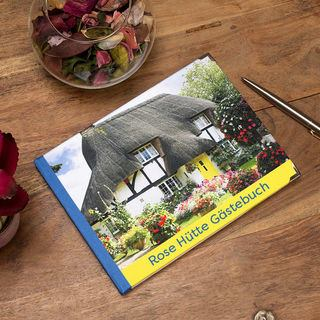 Gästebuch Ferienhaus oder Hotel