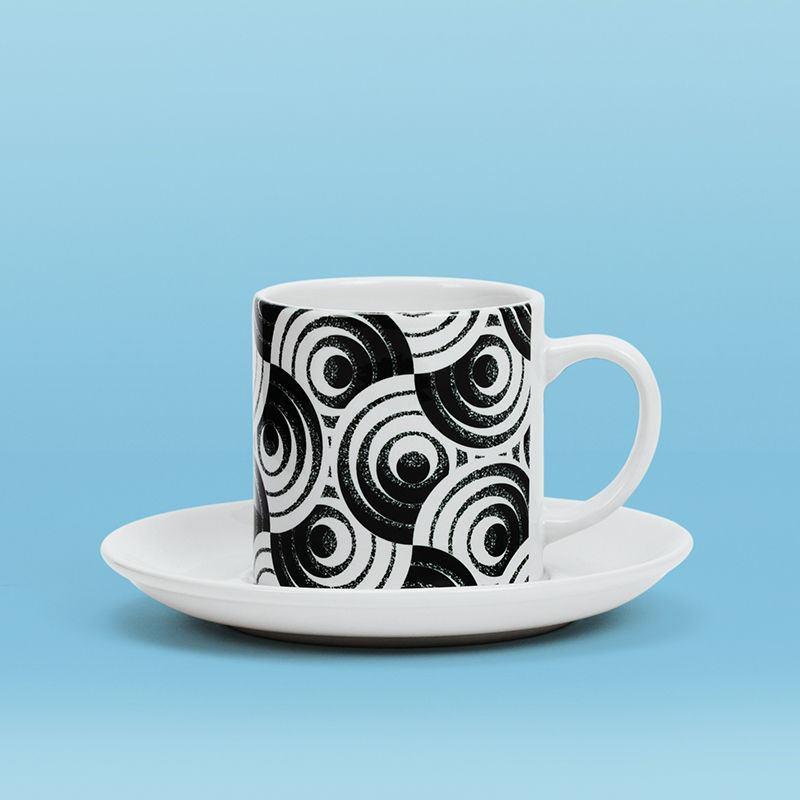 Tazas de caf con fotos juego de tazas personalizadas for Tazas de cafe originales